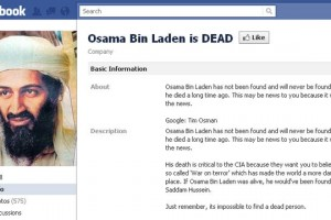 Osama Bin Laden killed live on a news broadcast! watch the video: …